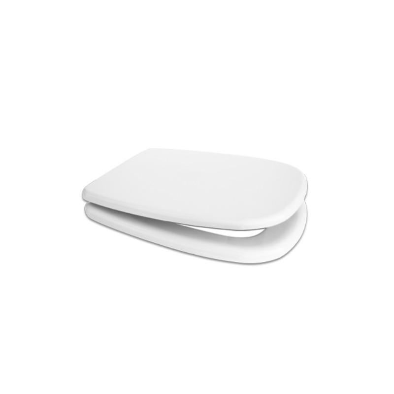 Sedile Wc Dolomite Fleo.Sedile Dolomite Rio In Termoindurente Bianco Mod Originale Vendita Online Italiaboxdoccia