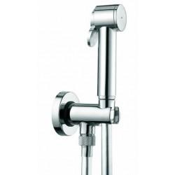 Set idrogetto Bossini Paloma C69017.B idroscopino completo di rubinetto e supporto