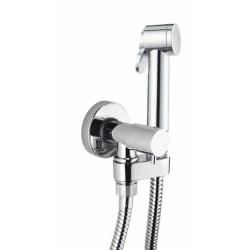 Set idrogetto Bossini Paloma E57006 idroscopino completo di rubinetto con supporto doccia