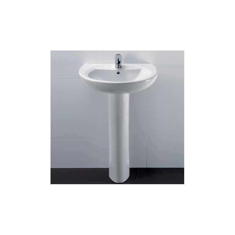 Vaso bidet e lavabo colonna tenax dolomite vendita - Sanitari bagno dolomite ...