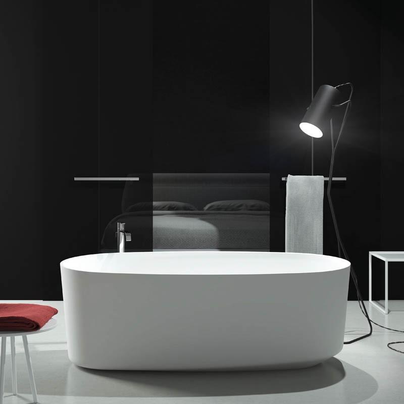 Relax Design Vasca In Luxolid Marechiaro Tub