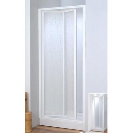 Box doccia con movimento a soffietto parete fissa acrilico vendita online italiaboxdoccia - Cabine doccia per disabili ...