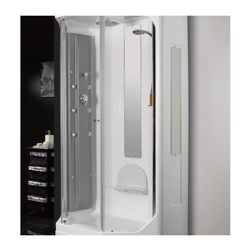 Cabina doccia idromassaggio 70x90 vendita online - Cabine doccia multifunzione ideal standard ...