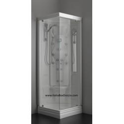 Cabina doccia idromassaggio 70x70