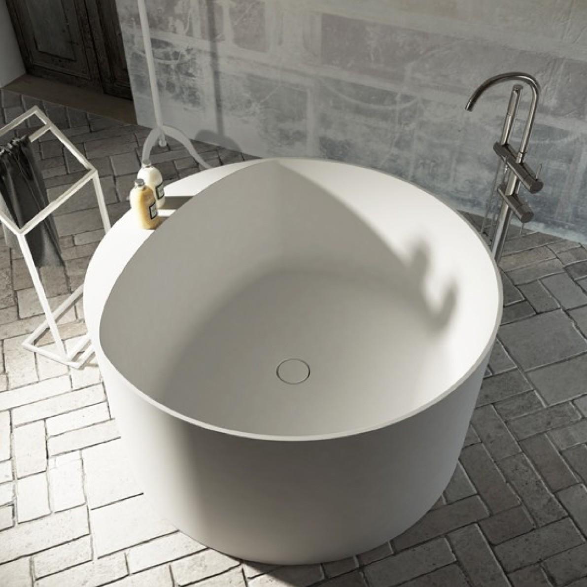 Relax Design Vasca In Luxolid Circular