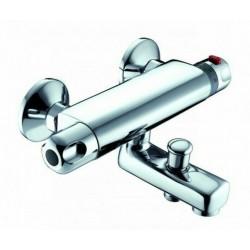 Miscelatore termostatico per vasca/doccia esterno Eurorama