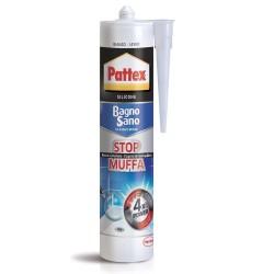 Pattex silicone sigillante antimuffa 300ml STOP MUFFA