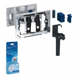 Sistema igienizzante bagno DuoFresh di Geberit per cassette incasso Sigma con 8 stick