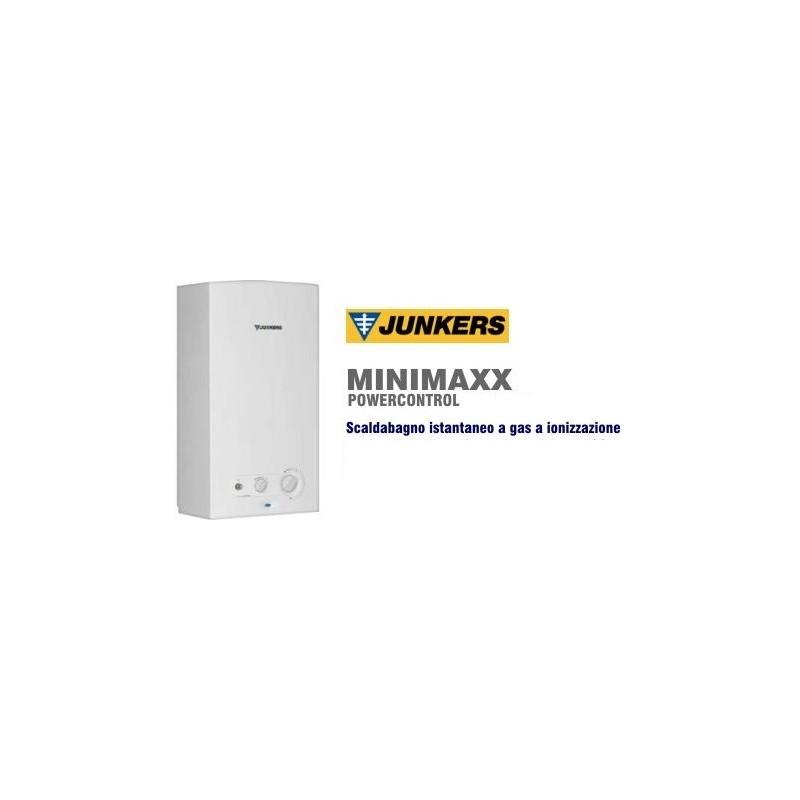 Scaldabagno a gas junkers bosch minimaxx wr 18 2 b metano - Scaldabagno a gas metano ...