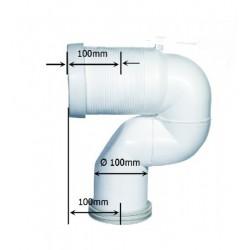 Curva Tecnica Traslata da 16 a 20 cm