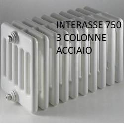 Radiatore in Acciaio Ercos Comby 3/750 h.742