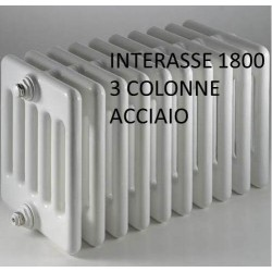 Radiatore in Acciaio Ercos Comby 3/1800 h. 1792