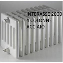 Radiatore in Acciaio Ercos Comby 4/2000 h. 1992