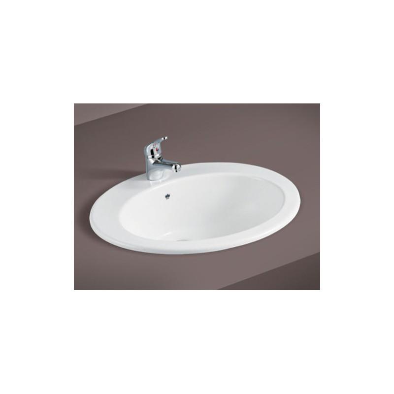 lavabo incasso royal althea - vendita online italiaboxdoccia - Lavabo Bagno Da Incasso Dolomite