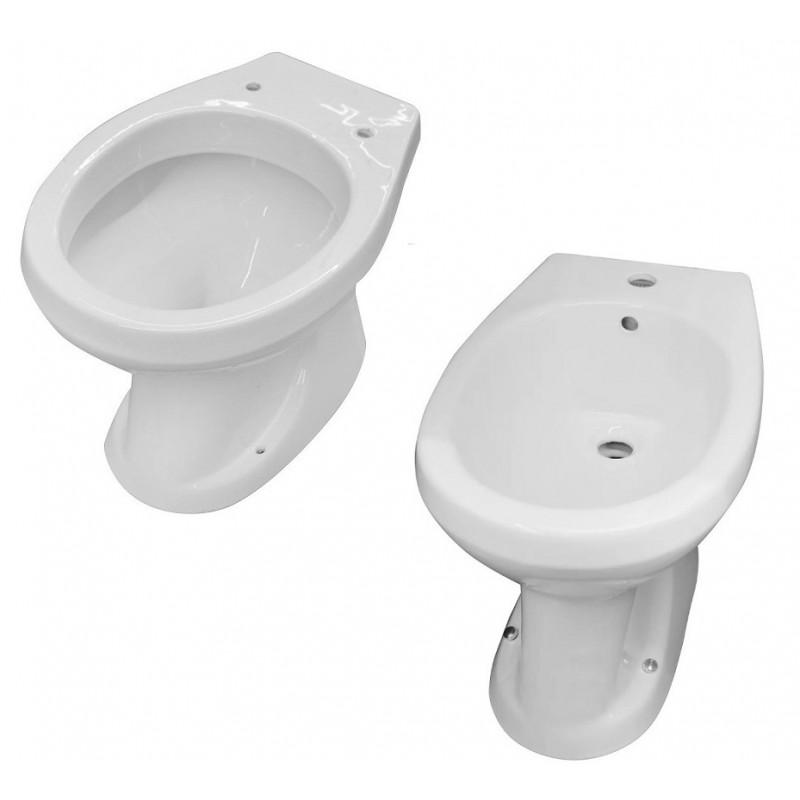 BIDET PER ANZIANI NEW Sanitari Ceramica Lavandino Bianco