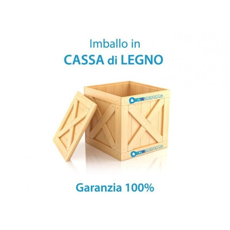 Vasca da Incasso 170x70 cm in VetroResina - Vendita Online ...
