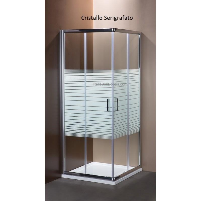 Bricoman box doccia for Cabine doccia prezzi leroy merlin