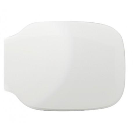 Sedile wc per Flaminia vaso Sprint con cerniere cromate regolabili