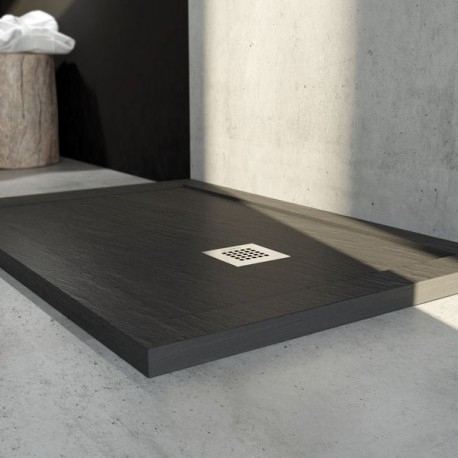 Piatto doccia in pietra sintetica con bordo vendita - Piatto doccia in pietra ...