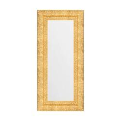 Su Misura Specchiera dorata con cornice effetto intaglio