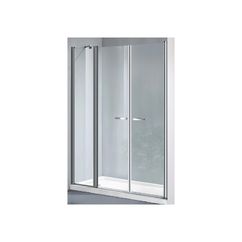 Box doccia a doppia porta battente vendita - Box doccia porta battente ...
