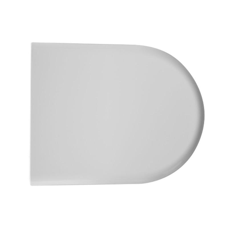 Sedile Wc Per Ideal Standard Vaso A Sospeso Serie Esedra Con Cerniera Ad Espansione Avvitabile Dall Alto Vendita Online Italiaboxdoccia