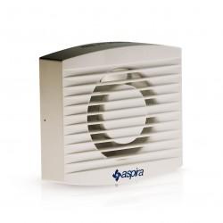 "Aspiratore Estrattore Aria Elettrico Elicoidale da 15w diametro 100 Mod. AP1180-ASPIRSINFLEX 10/4"""