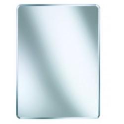 Unica Misura cm 60x45h Specchio da Bagno Filo Lucido Mod. Venere