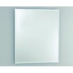 Unica Misura cm 60x70h Specchio da Bagno Filo Lucido a vetro molato 3 mm con telaio
