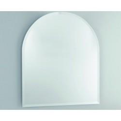 Unica Misura cm 60x70h Specchio da Bagno Filo Lucido a vetro molato 3 mm con telaio mod. Venere1