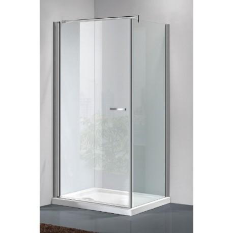 Scala creativo acciaio - Chiusura doccia scorrevole ...