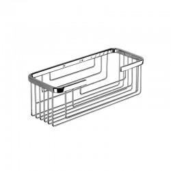Griglia portasapone doppio da muro per doccia o lavabo cromo linea Water di Gedy