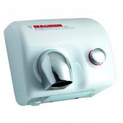 Asciugamani elettrico ad aria calda con pulsante fumagalli magnum MG88P LEM250