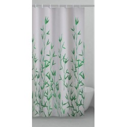 Tenda per doccia in materiale vinile a fantasia geometrica 240 x 200h cm