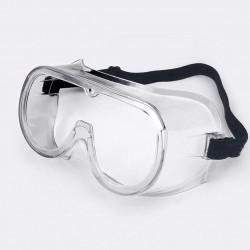 Occhiali di protezione antipolvere e antibatterico