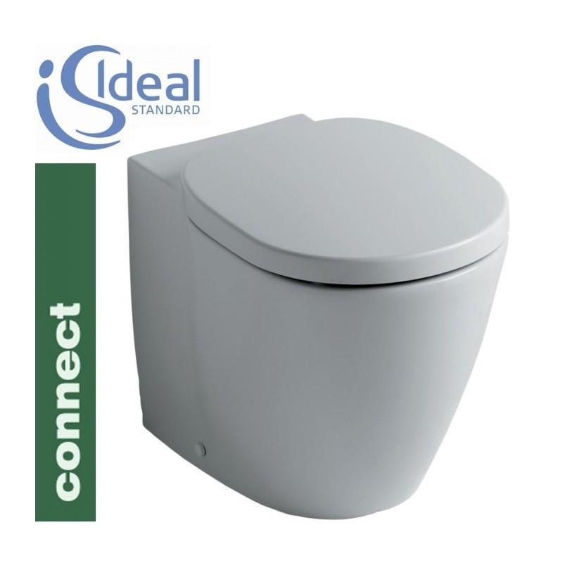 Ideal standard sanitari connect filo parete con coprivaso for Vaso ideal standard serie 21
