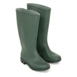 Stivali in Pvc Altezza Ginocchio Colore Verde