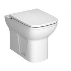 Vaso Filomuro S2O Vitra in ceramica bianco lucido
