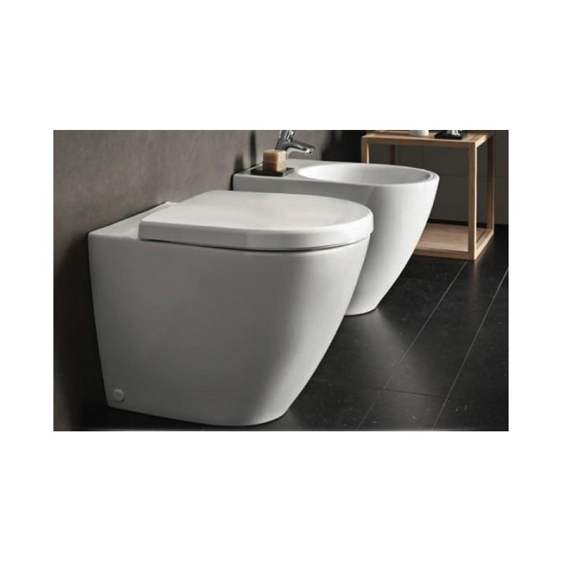 Pozzi ginori sanitari fast con sedile wc - Bagno senza bidet ...