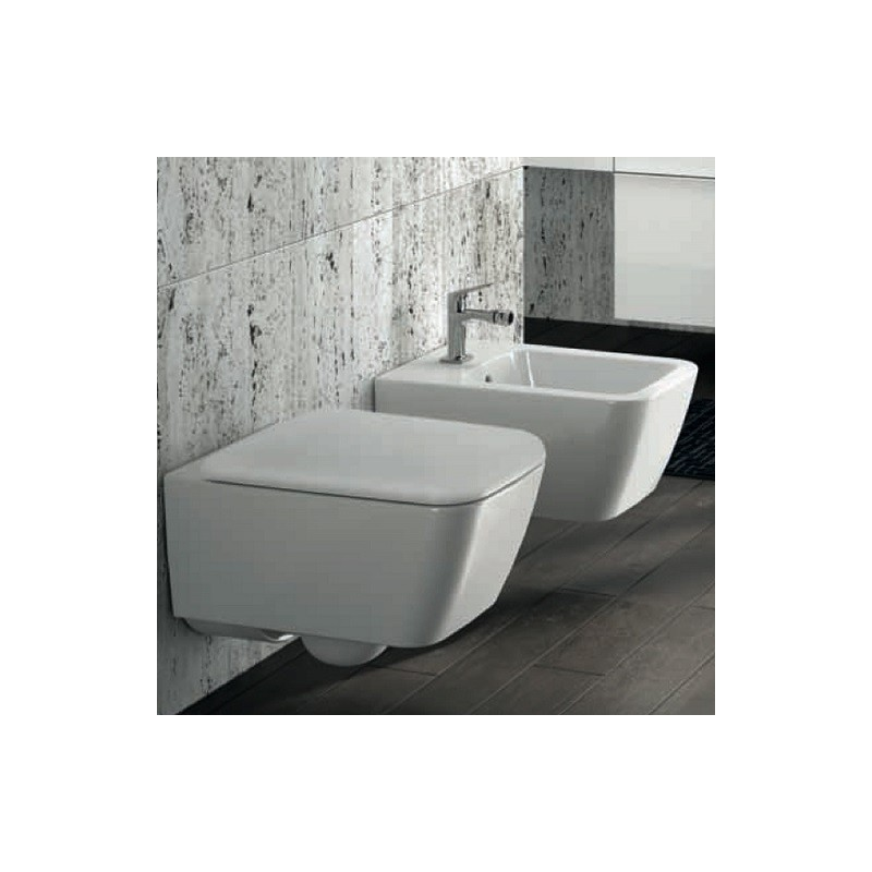 pozzi ginori sanitari sospesi metrica con sedile wc
