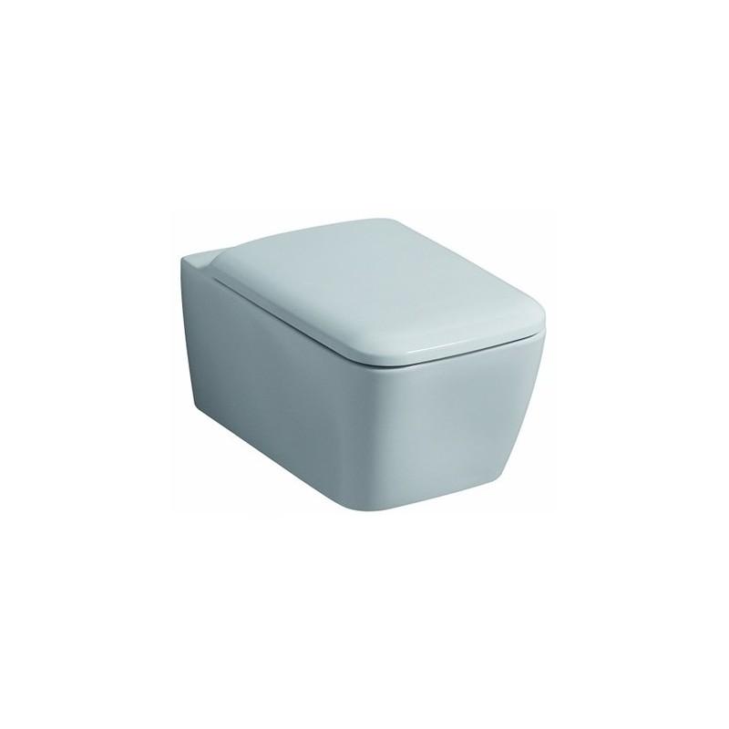 Pozzi ginori vaso sospeso metrica con sedile wc incluso for Vaso sospeso