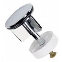 Tappo saltarello anti taccheggio cromato diametro 40 mm