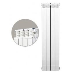 Termosifone Radiatore Estruso in Alluminio Marca Faral Modello Magma mm80x100xh1660