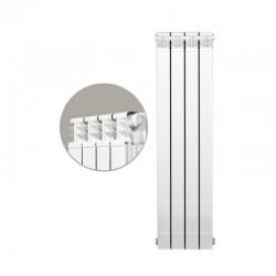 Termosifone Radiatore Estruso in Alluminio Marca Faral Modello Magma mm80x100xh1860