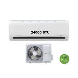 Climatizzatore Condizionatore Inverter HEC by Haier TIDE R-32 24000 btu HSU-24TK Classe A++