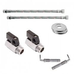 Kit installazione scaldabagno elettrico