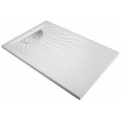 Piatto Doccia 100x80 cm Modello: Arem Marca: Pozzi Ginori Colore: Bianco