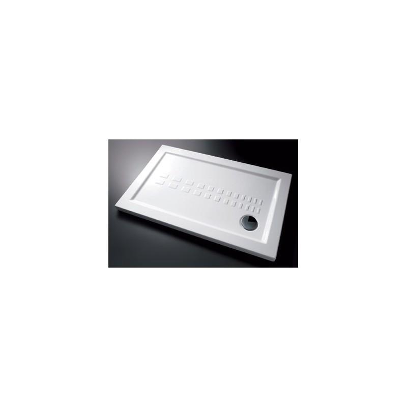 Hidra Ceramica Piatto Doccia.Piatto Doccia Slim 72x90 H 5 5 Cm Rettangolare In Porcellana