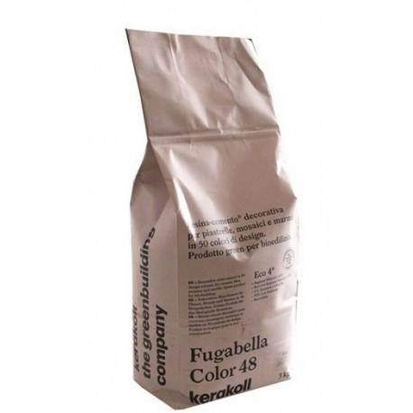 Fugabella Color 48 3kg 15626 Kerakoll Stucco Per Fughe