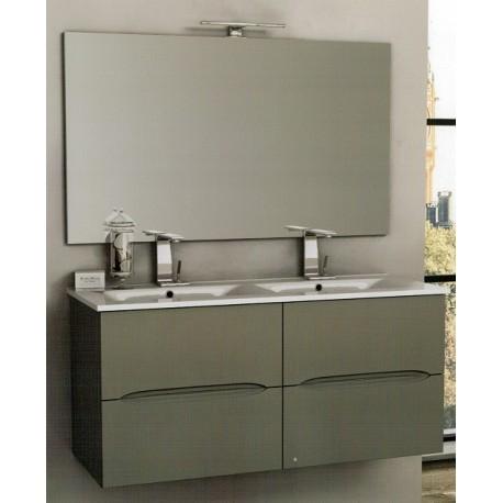 Baden haus mobile da bagno 100 cm sospeso - Mobile bagno sospeso 120 cm ...